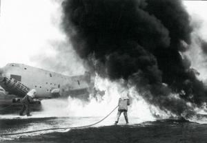 Airport Fire Crew